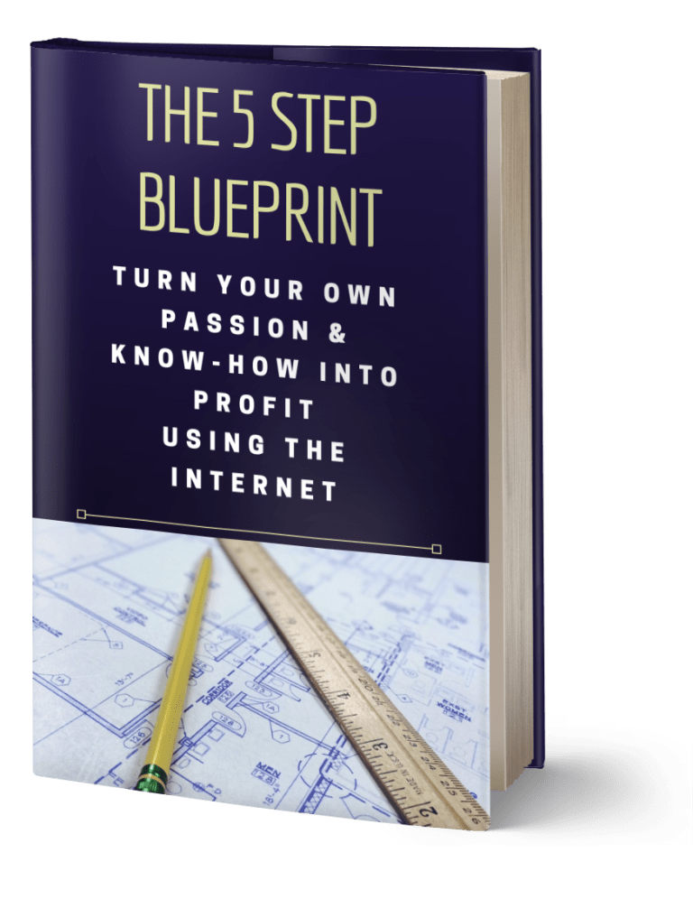The 5 step blueprint
