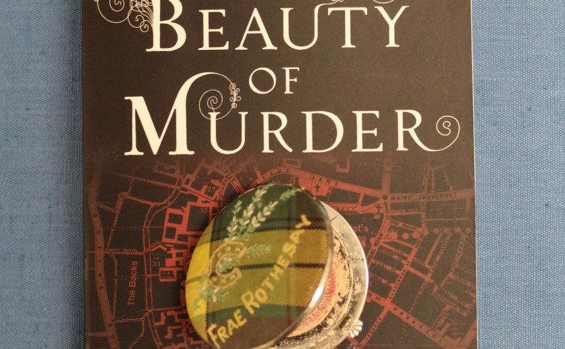 Review | A K Benedict | The Beauty of Murder