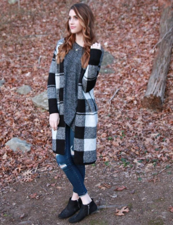 plaid-sweater-cardigan