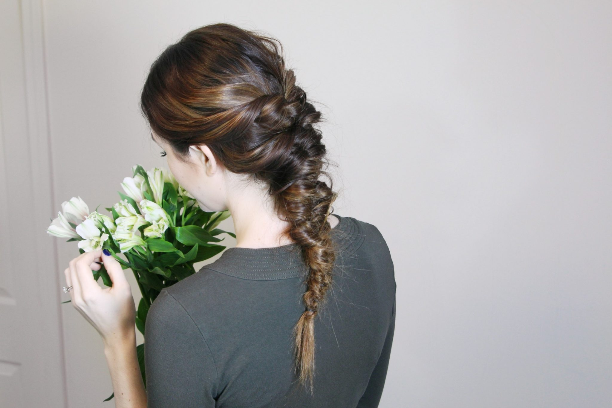 Twisted Braid Tutorial | Simple Braided Hairstyle