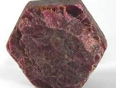 Rubinkristall, Indien