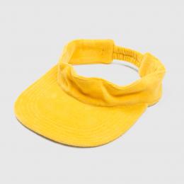 solskärm gul