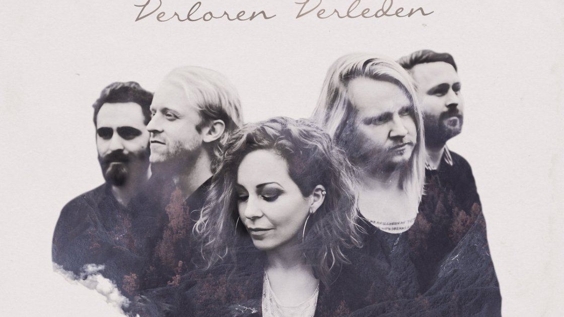 Pictured above is the album cover of 'Verloren Verleden' by Anneke van Giersbergen and Árstídir, released in 2016 on Butler Records