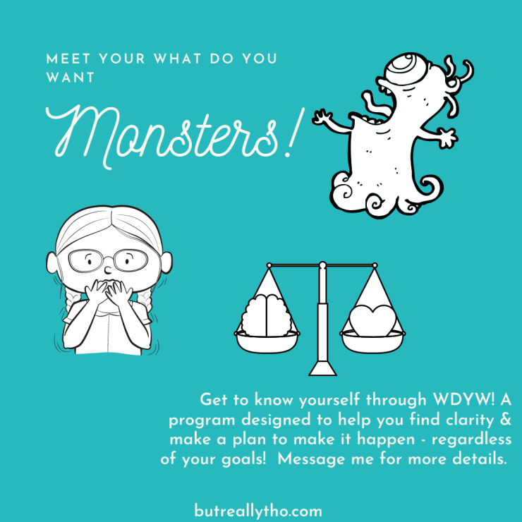 mindset monsters