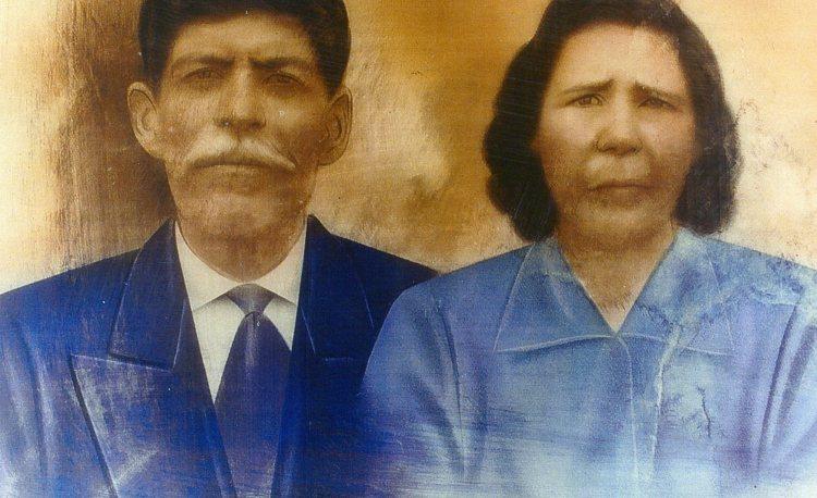 Parents of Daniel V. Ramirez