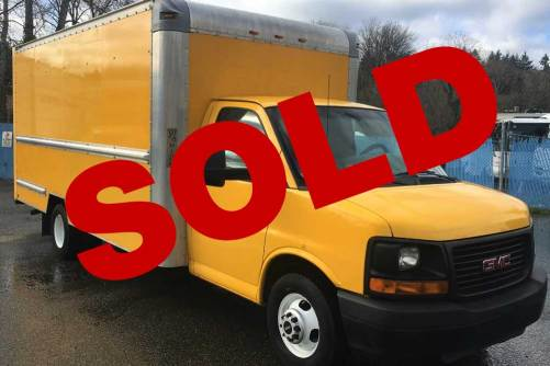 sold box van