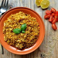 Middle Eastern Rice