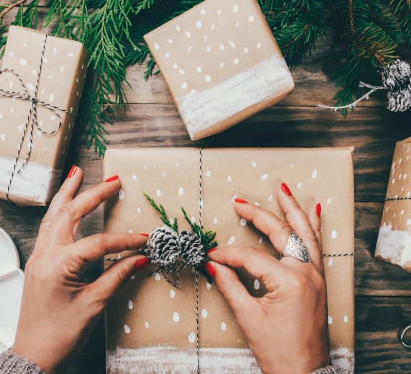 10 Great Gift Ideas for Sustainable Gifts Image