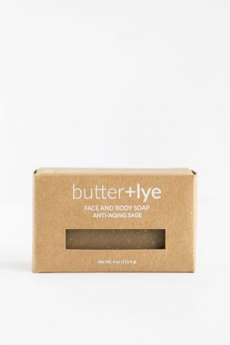 Anti-Aging Sage Face and Body Soap
