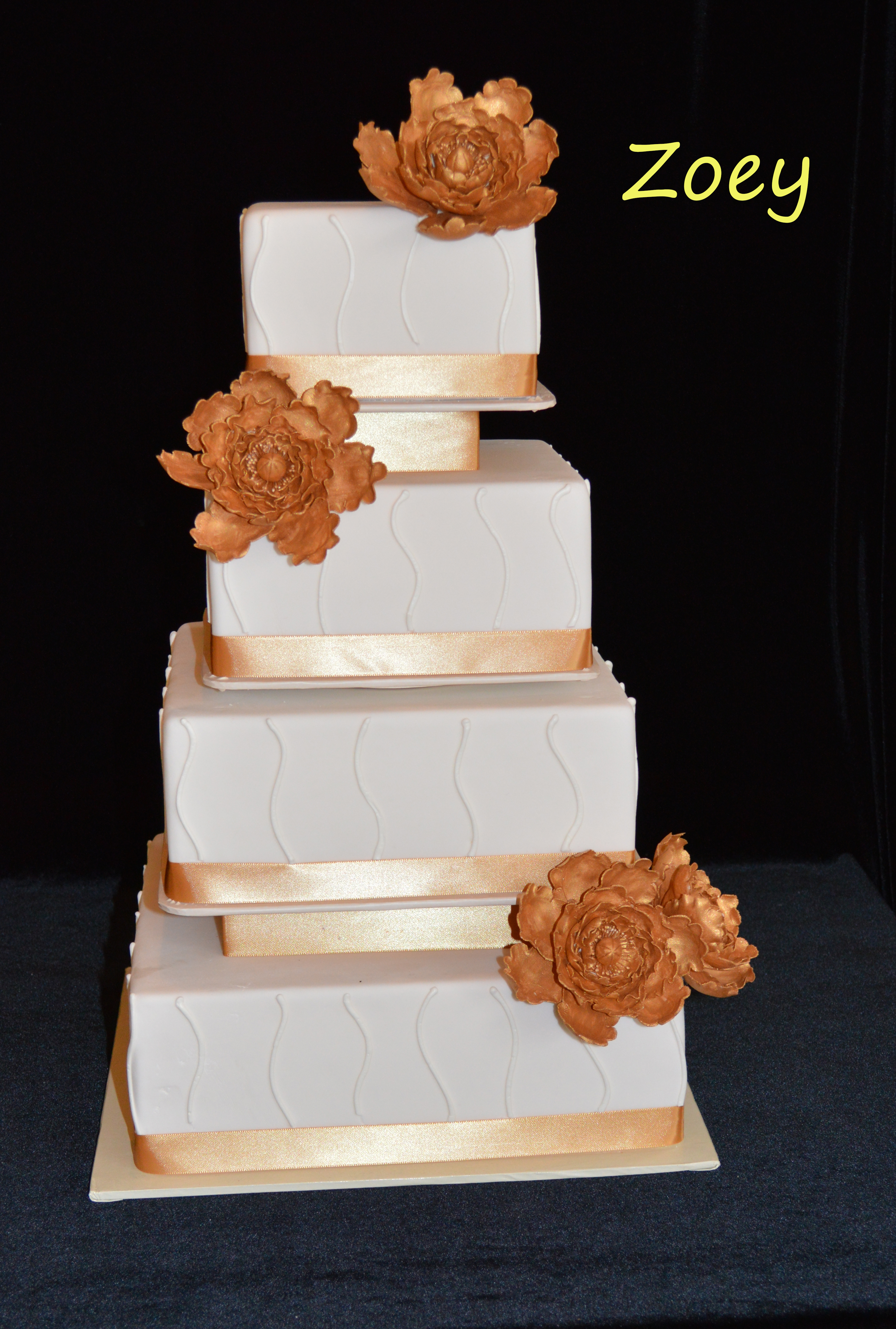 Wedding Cake Designs Zoey