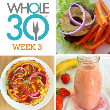 Whole 30 week 3 pic