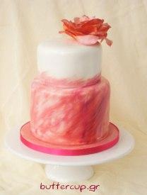 watercolour-rose-cake