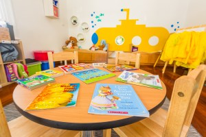 Buttercups Chilcare Learning Area