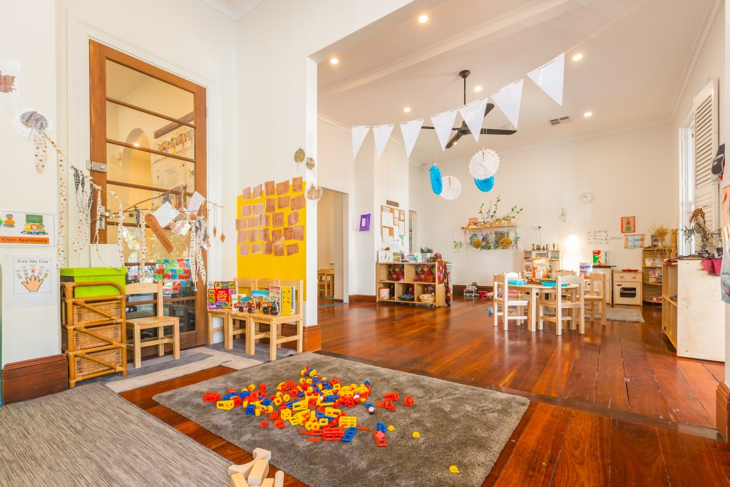 Buttercups childcare Indoor play area