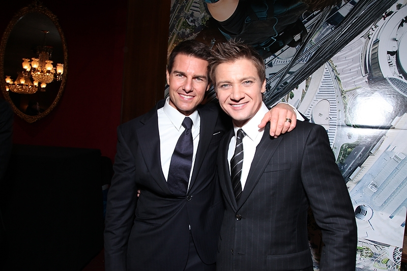 Tom Cruise Tuesday! – Fave Co-Stars: Jeremy Renner