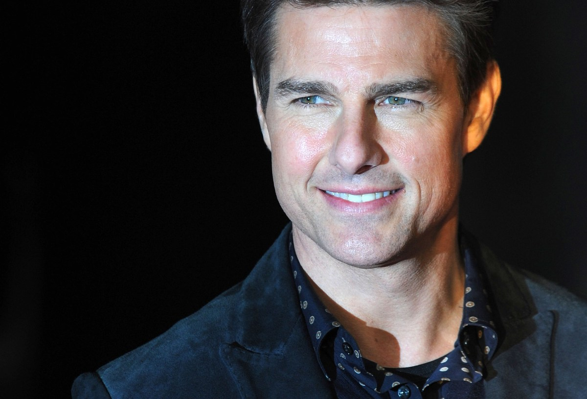 Tom Cruise Tuesday! – Picture day