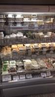 Eataly cheese case
