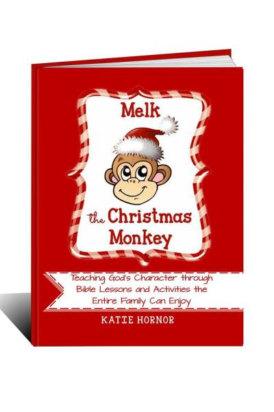 Melk the Christmas Monkey Review