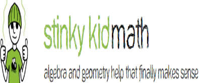 Stinky Kid Math Review