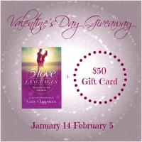 Valentine's Day Giveaway