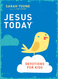 Jesus Today: Devotions for Kids {Book Review}
