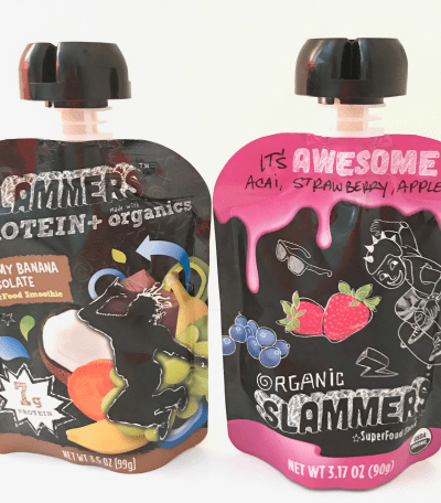 Organic Slammers Snack {Product Review}