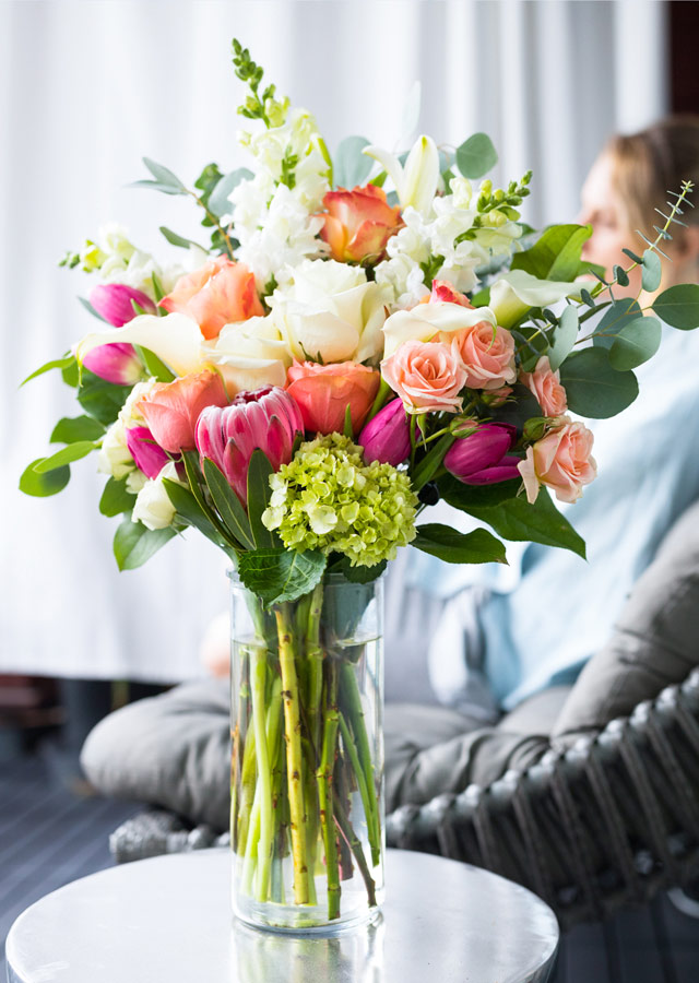 Send Special Flowers & Gifts with BloomThat!