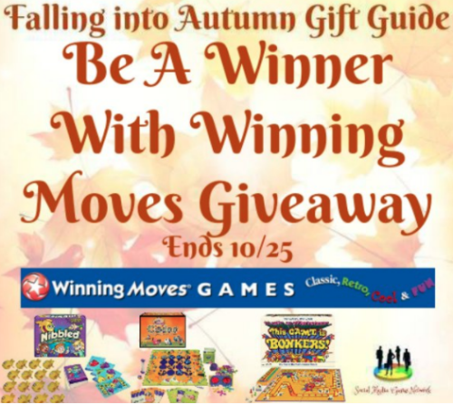 Be A Winner With Winning Moves Ends 10/25