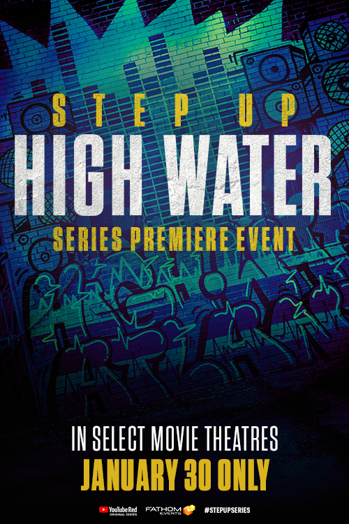 step up high water