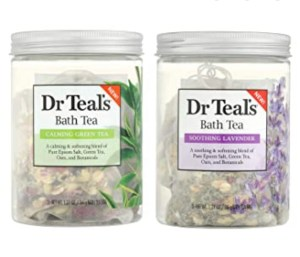 Dr Teal's – Bath Tea