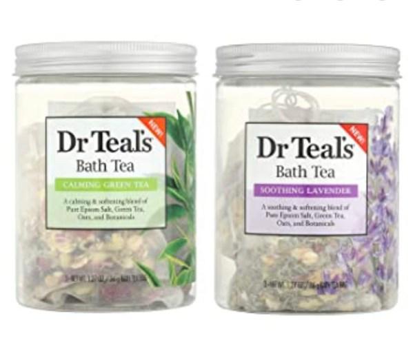 butterfly box bath tea