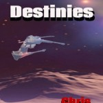Fluttering Thoughts: Future Destinies by Chris Turner