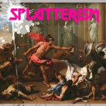 Review: Splatterism […] by Christian Winter, C. S. Hand @Manus_Scholiast
