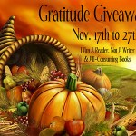 Gratitude Giveaways Blog Hop ~ International giveaway