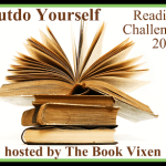 2012 Outdo Yourself Reading Challenge hosted by The Book Vixen