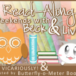 #RAWBL: We're Reading Unholy Ghosts by Stacia Kane ~ September 22 – 28