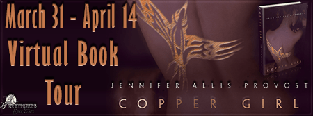 Copper Girl Banner 450 x 169