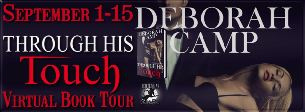Through His Touch Banner 851 x 315