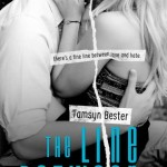 Blossoms & Flutters: The Line Between by Tamsyn Bester