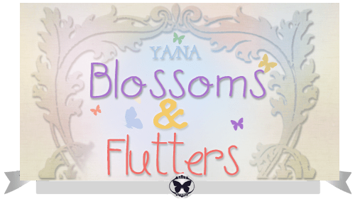 blossoms & butterflies
