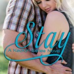 Blossoms & Flutters: Stay by B.A. Wolfe