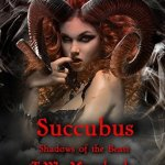 Q&A with T.W. Mordrake, Succubus: Shadows of the Beast Excerpt & Giveaway