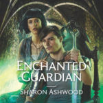 Q&A with Sharon Ashwood, Enchanted Guardian Excerpt & Giveaway
