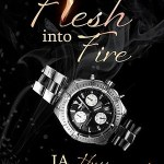 Flesh Into Fire by J.A. Huss & Johnathan McClain Excerpt & Giveaway