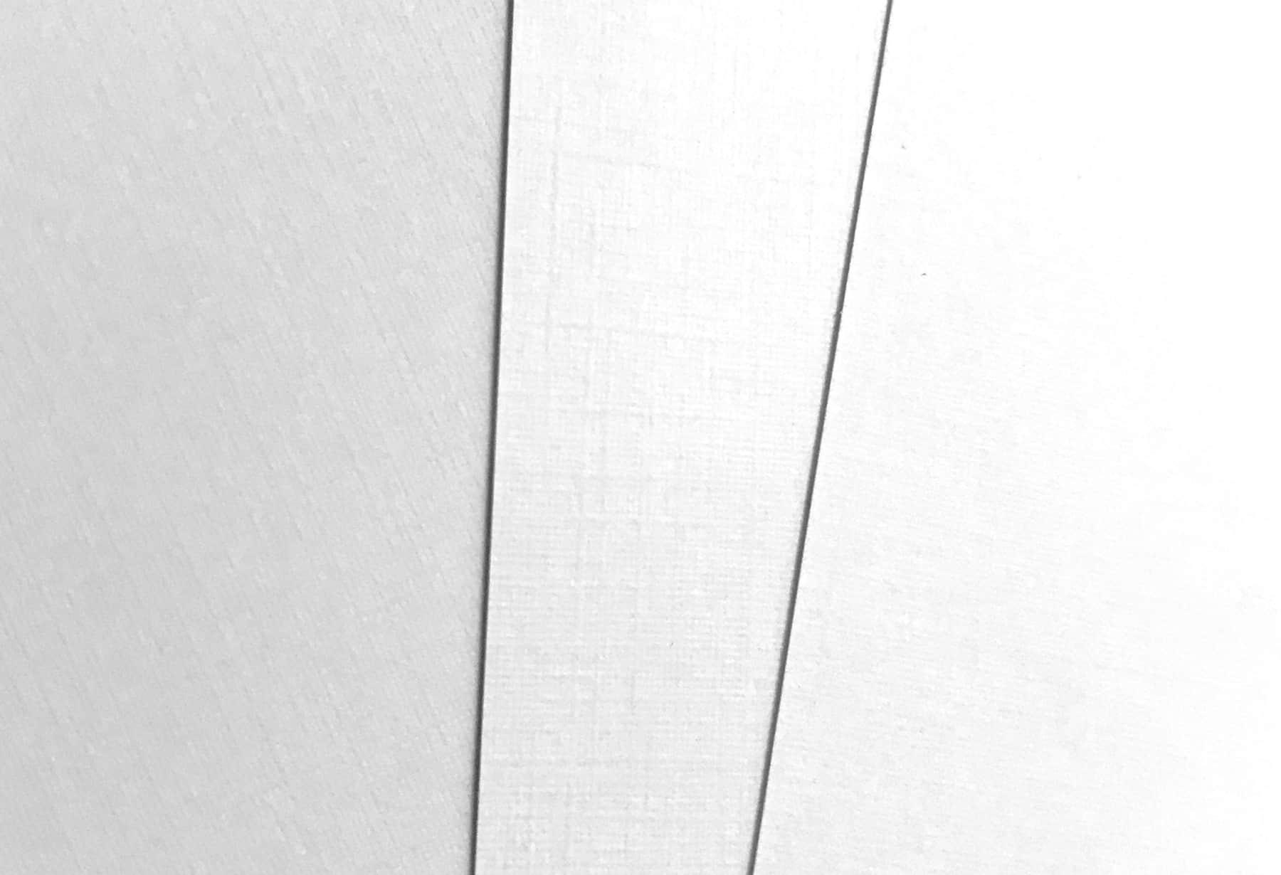 萊妮紙十字紋細節