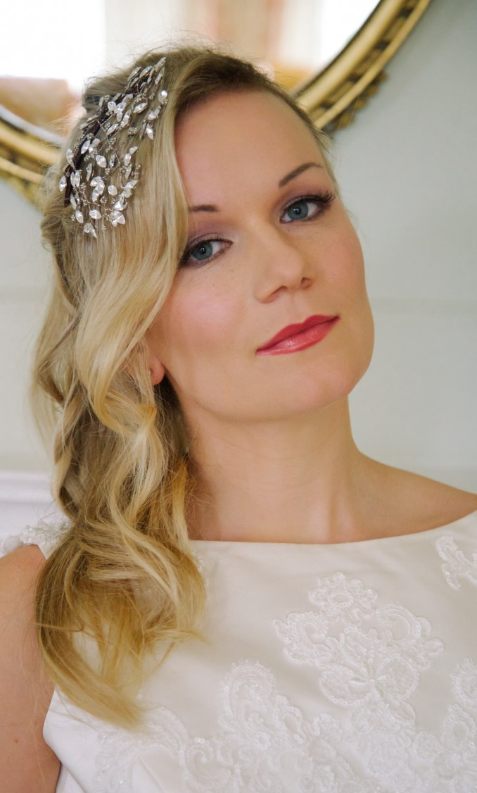 bridal hair & beauty- butterfly bridal boutique, bicester