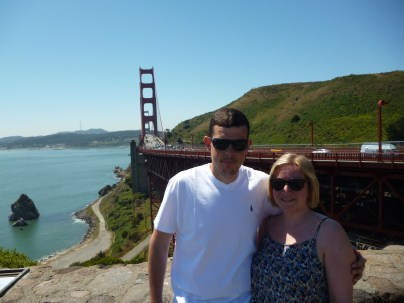 Lovely Photo Stop At Vista Point