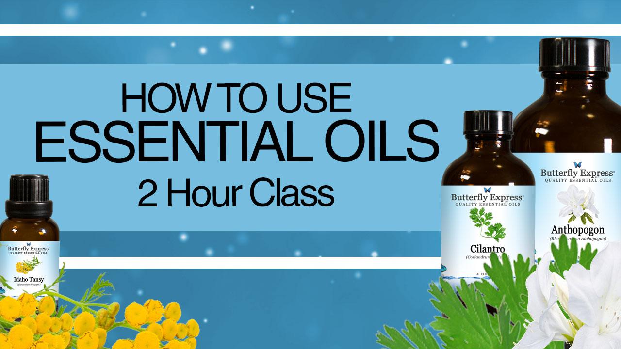 Essential Oils Bucks Idaho Peak