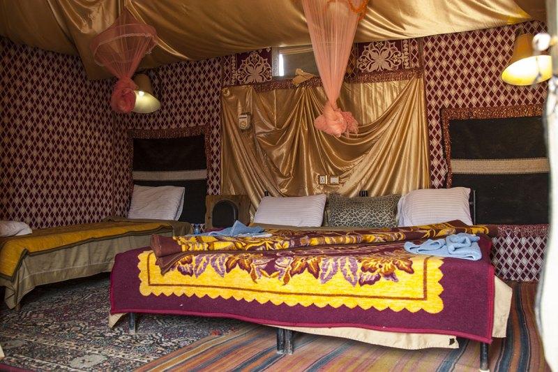 mit kindern nach jordanien reisen desert camp