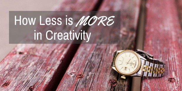 less-is-more-creativity